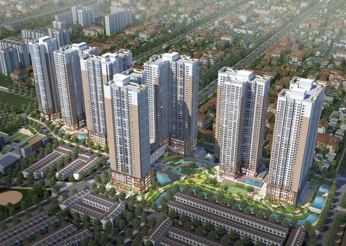 Kết quả hình ảnh cho Dự án Laimian City Quận 2