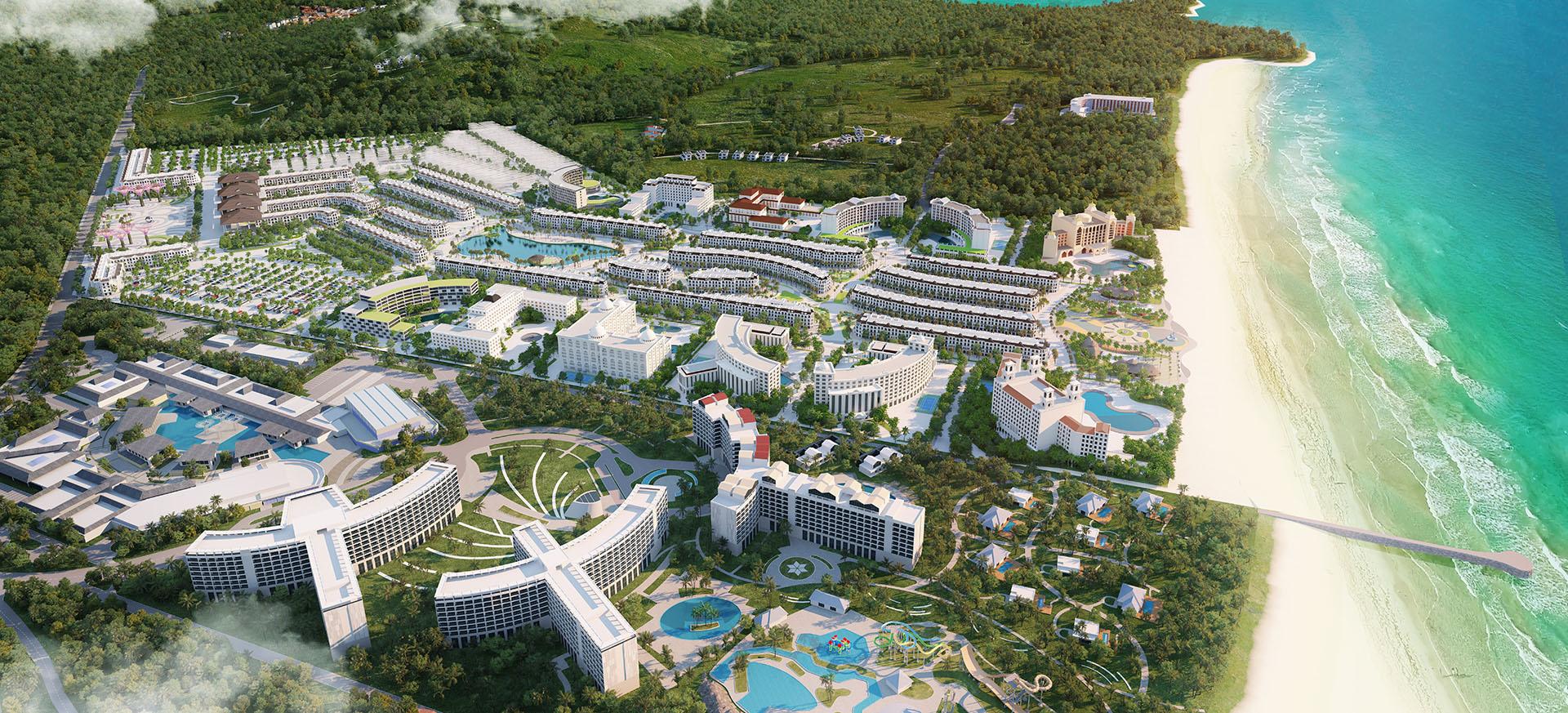 Kết quả hình ảnh cho Grand World Phú Quốc