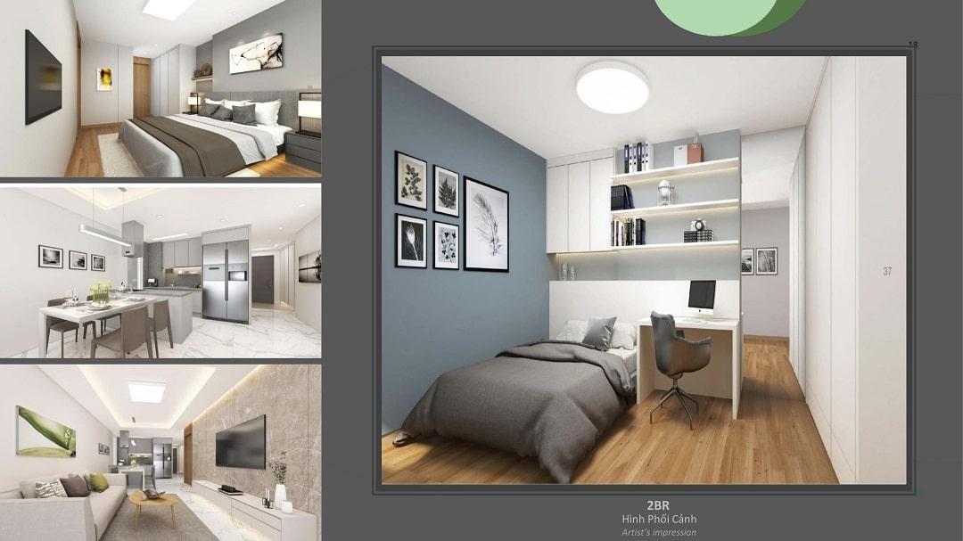 Kết quả hình ảnh cho Phong cách Thiết kế dự án Laimian City Quận 2