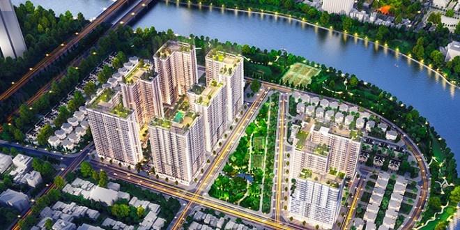 Tổng quan tiện ích dự án Hồ Tràm Complex