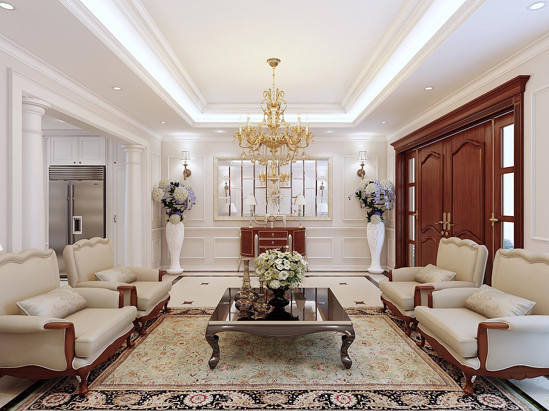 Những yếu tố cho thiết kế nội thất nhà ở đảm bảo được tính phong thủy và tính thẩm mỹ V-Home