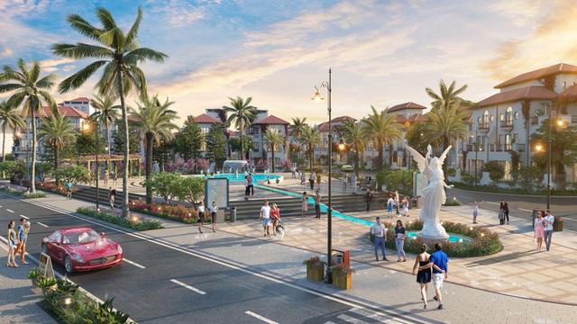 Giá trị vàng từ không gian sống xanh của Sun Grand City Feria