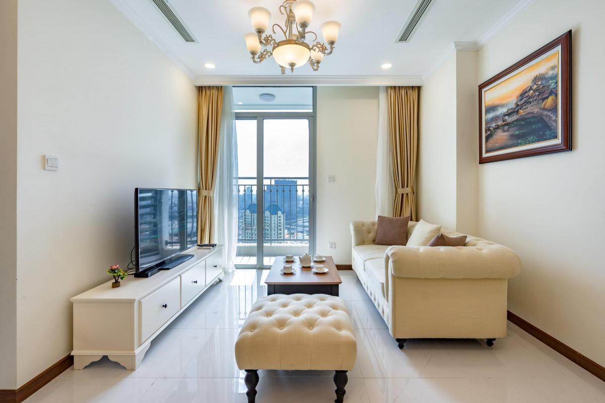 Căn hộ cao cấp Vinhomes Central Park 1 phòng ngủ - trung tâm TP. HCM - Căn  hộ chung cư cho thuê ở 42, Bình Thạnh, Hồ Chí Minh, Vietnam