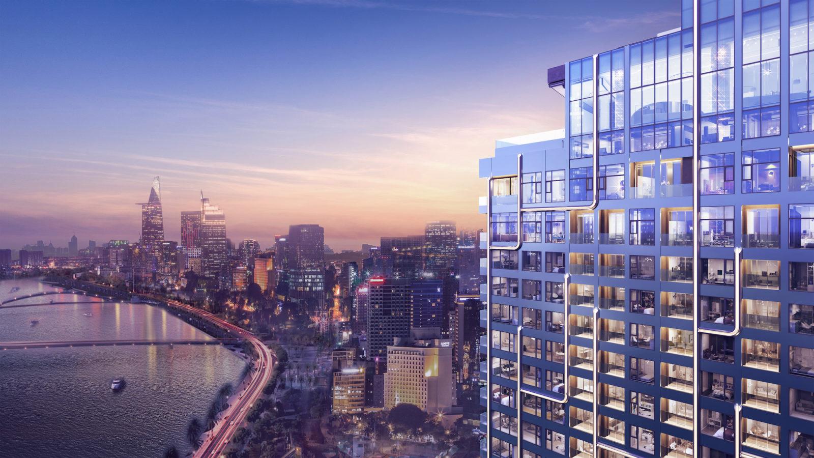 Việt Nam chào đón dự án bất động sản hàng hiệu lớn nhất của Marriott