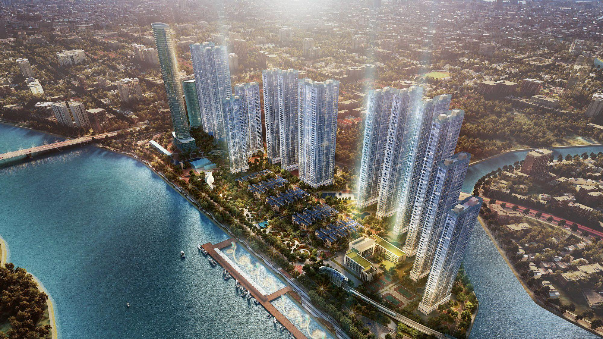 Grand Marina Saigon - Tập đoàn Masterise Homes