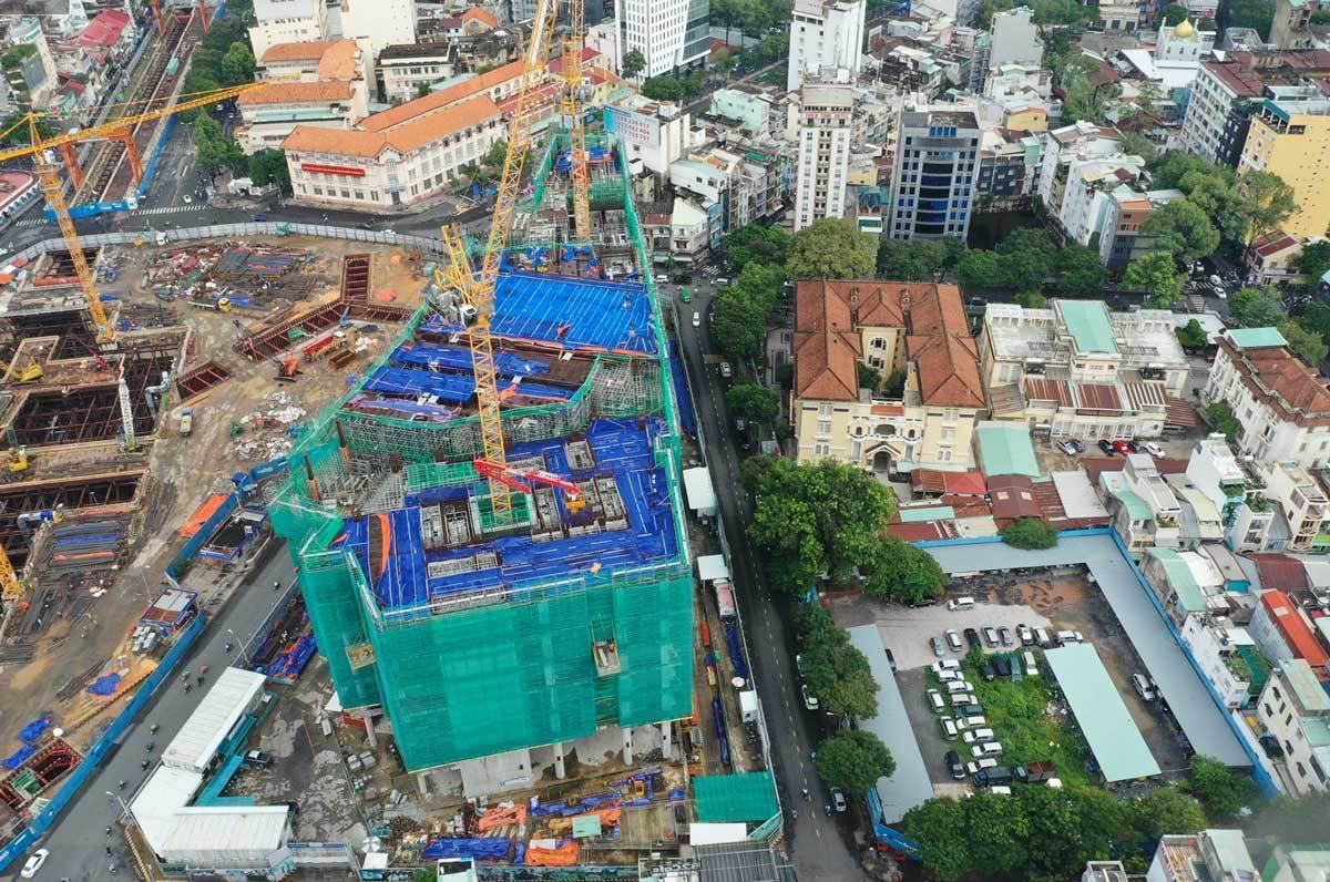 Dự án One Central Saigon - Cập nhật thông tin mới nhất về One Central Saigon