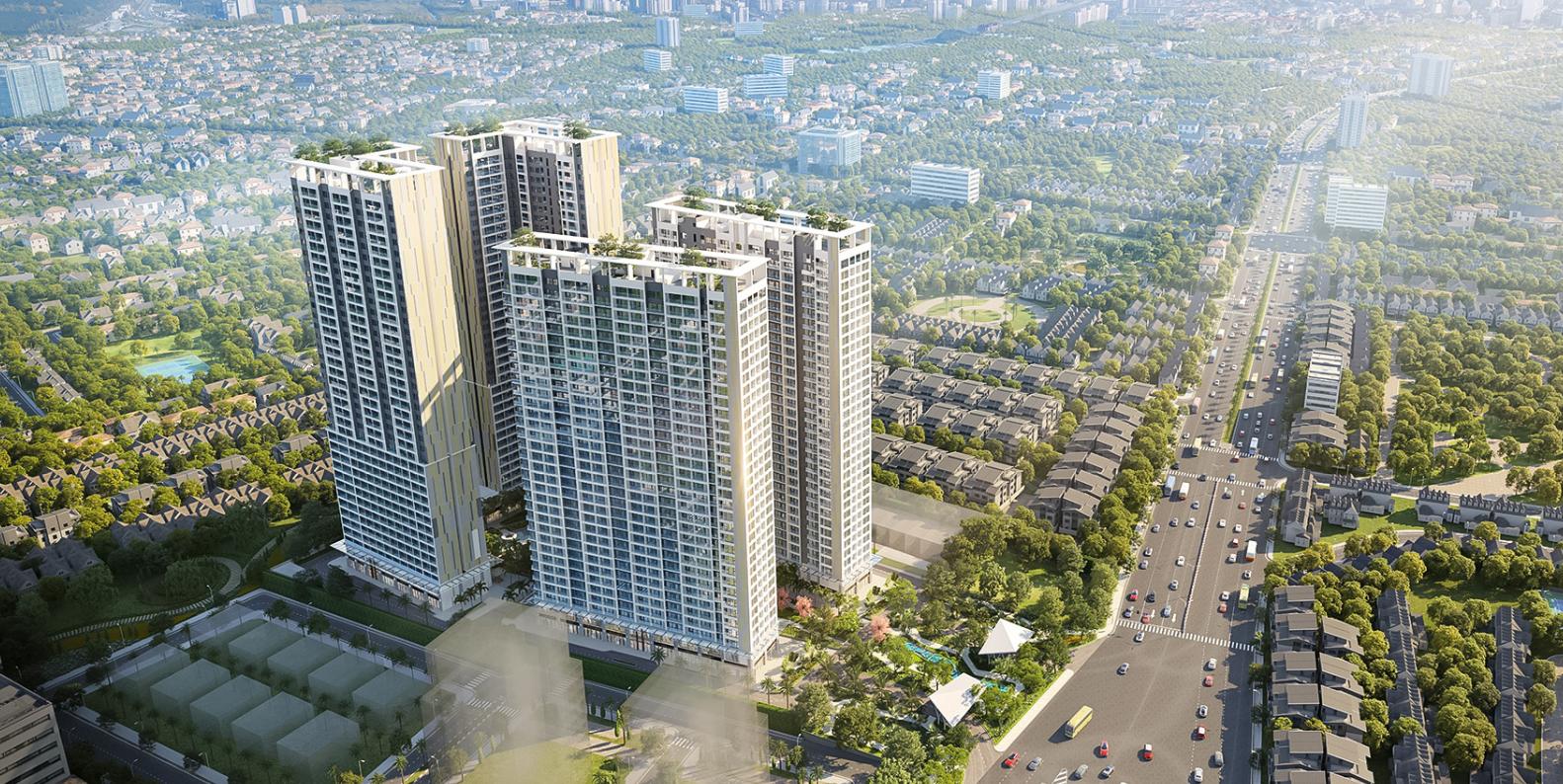 Đất nền Saigon West Garden Bình Tân dự án phát triển dân cư