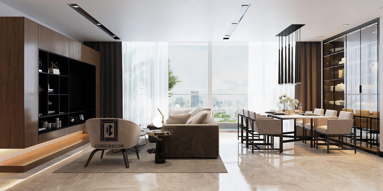 Điều cần biết để thiết kế chung cư cao cấp trở nên hoàn hảo
