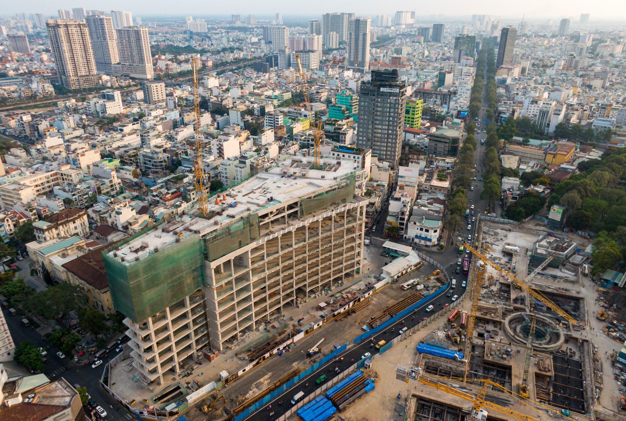 Sắp mở bán căn hộ giữa Sài Gòn giá từ 700 triệu đồng/m2 - mức giá cao nhất từ trước đến nay trên thị trường căn hộ ở Việt Nam - CỘNG