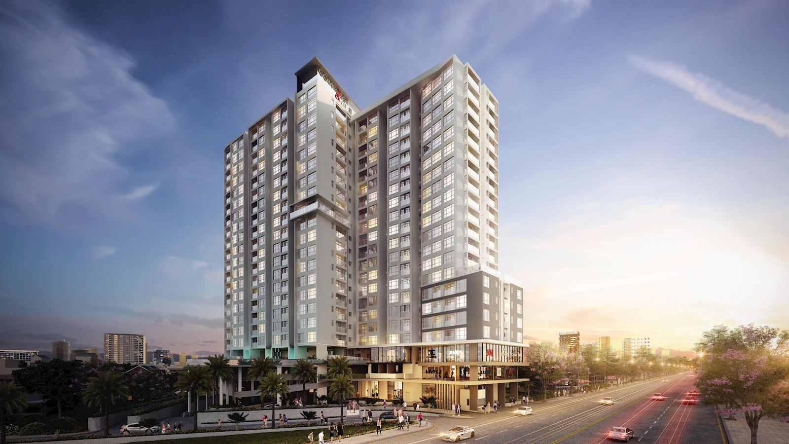 Khu căn hộ Diamond Centery đánh giá dự án