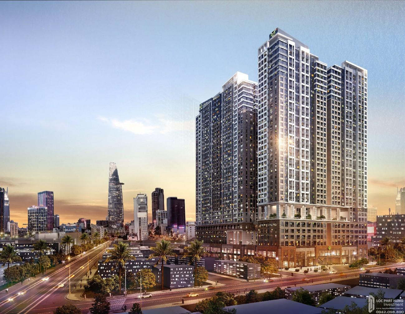 Giá Bán + Thuê Dự Án Căn Hộ Chung Cư Quận 1【06/2021】
