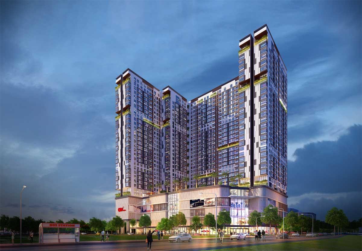 Thông tin về King Crown Infinity dự án siêu thành phố