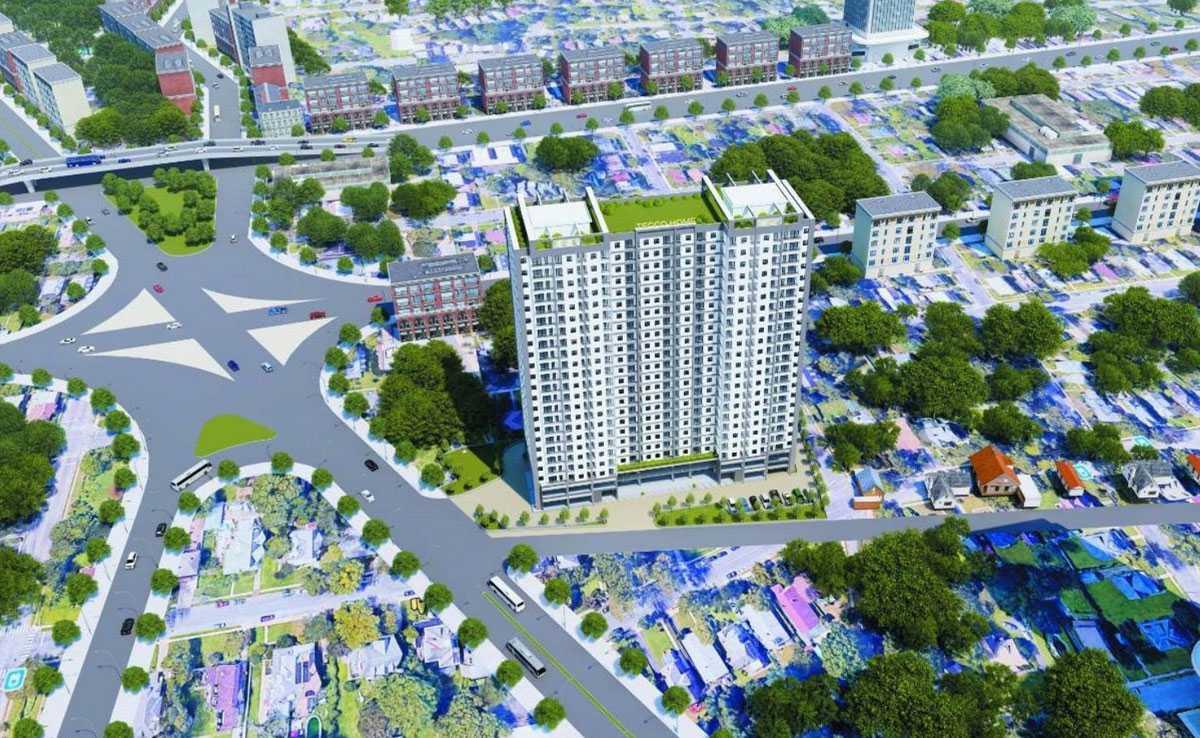 Đất nền Saigon West Garden Bình Tân thông tin dự án