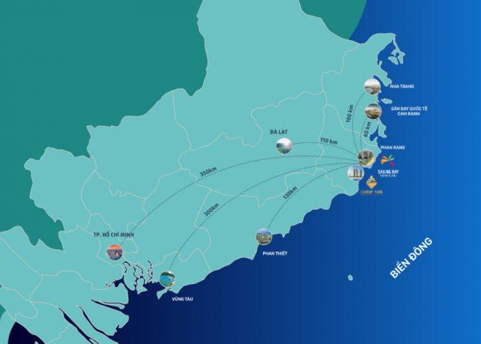 Sailingbay Map 01
